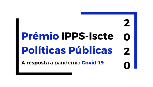 Prémio IPPS-Iscte Políticas Públicas 2020