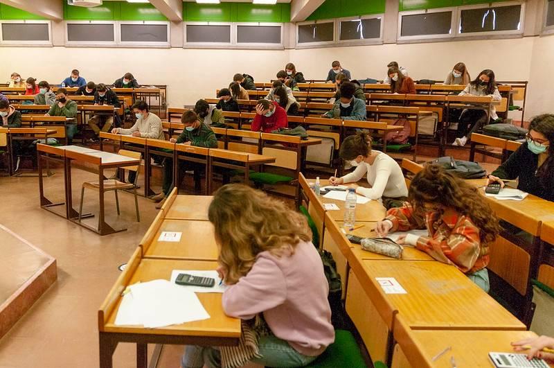 Exames presenciais a decorrer no Iscte