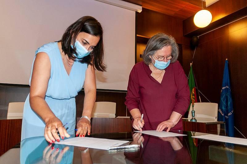 Joana Alexandre reeleita Presidente do Conselho Pedagógico