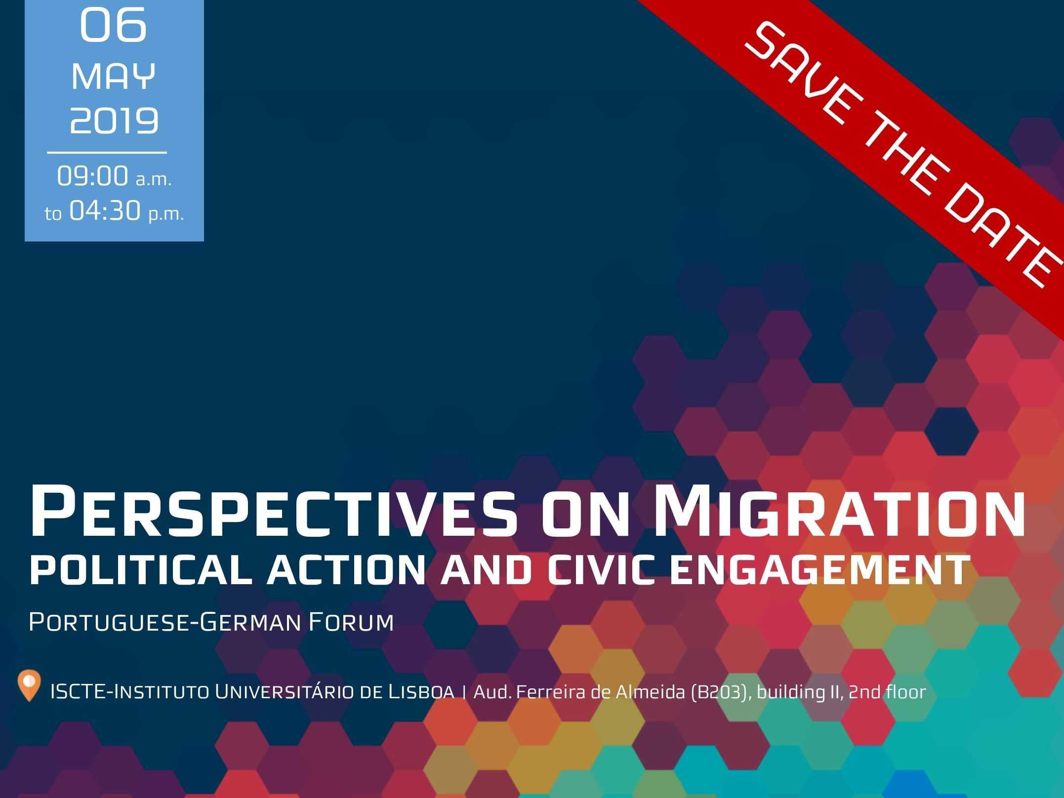 Fórum Luso-Alemão debate perspetivas sobre emigração