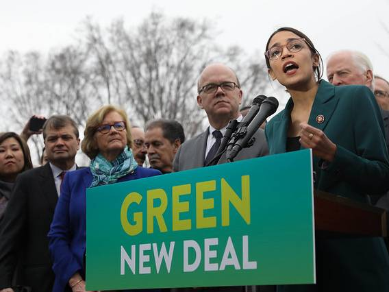 Building a Political Coalition for the Green New Deal